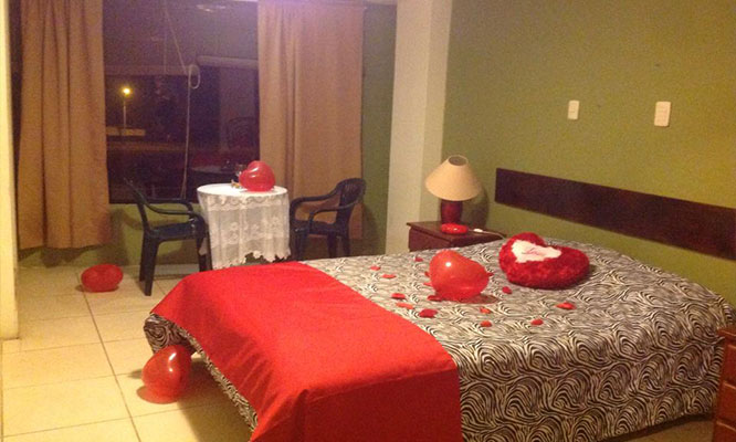 Mini suite romantica con vista al mar 2D/1N o 3D/2N