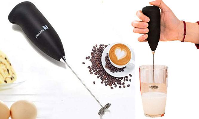 Batidora mini para huevos cappuccino y mas ¡Incluye delivery en 24 horas!