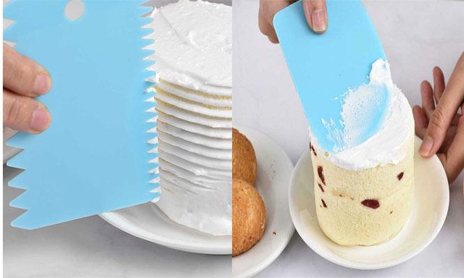 Set repostero Bailarina para torta espatulas decoradoras ¡Incluye delivery en 24hrs!
