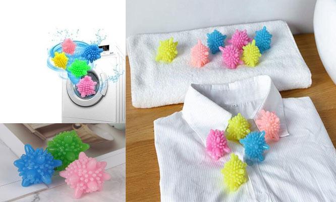 Magic Laundry Atarapadores de pelusa de silicona ¡Con delivery en 24hrs!