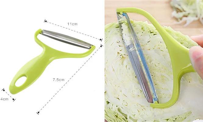 Pack de 3 utensilios de cocina basicos color verde ¡Incluye delivery!
