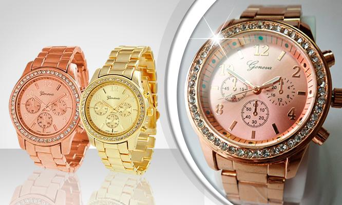 f44b89748472 S .49.99 por lindo y moderno reloj Geneva para dama