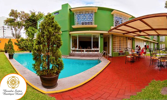 Full Day Piscina Snack - En Basadre Suites- San Isidro