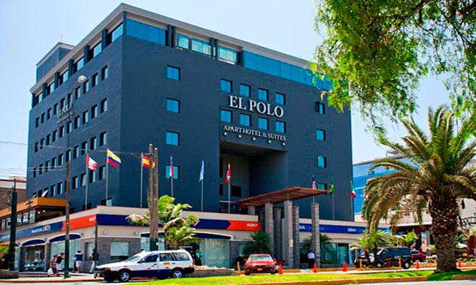 Noche romantica para 2 en El Polo Apart Hotel & Suites