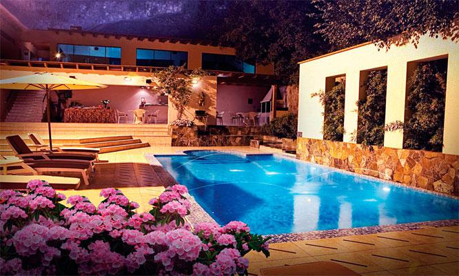 Noche Inolvidable en Los Incas Lima Hotel