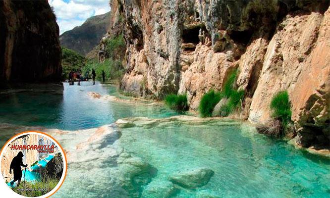 Ayacucho Aguas Turquesas Cascadas de Millpu Salidas diarias