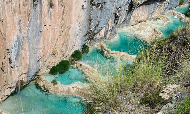 Ayacucho Full Day a Aguas Turquesas Cascadas de Millpu