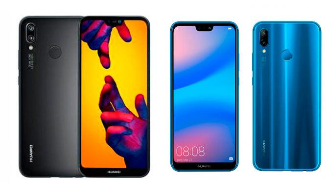 S/999 por Smartphone Huawei P20 Lite en color a elegir Garantia por 1 año Delivery