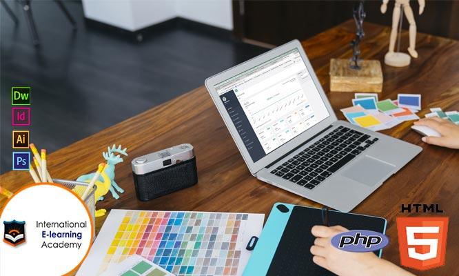 Curso pack Programacion Diseño Web y Diseño Grafico 7 cursos
