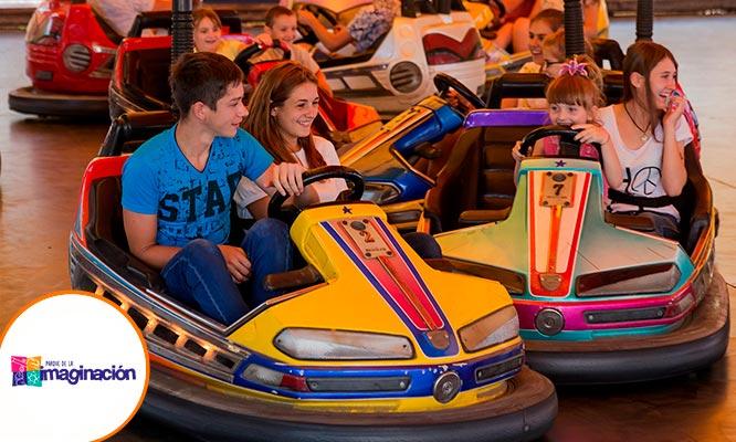 Parque de la Imaginacion - Entrada general o pulsera Kiddys Play