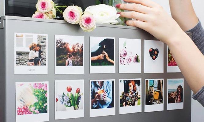 Fotos imantadas elige 4 12 o Rompecabezas