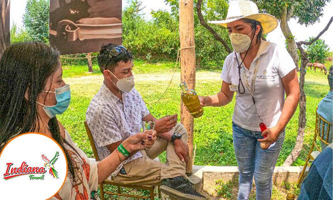 Full Day a Cordillera de la Viuda Canta Laguna 7 colores Ritual degustacion y mas