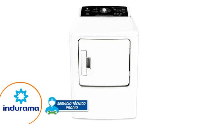 Secadora Indurama a Gas SEC-20BLG Blanco 20 kg ¡Incluye delivery!