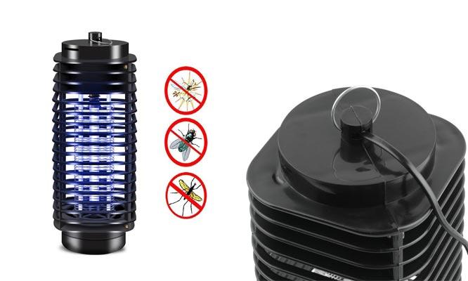 Insectocutor Mata Mosquitos Electronico - Polillas Moscas Zancudos