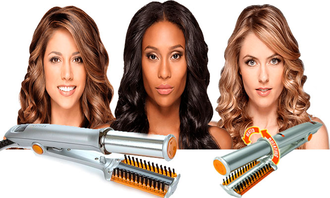 Kit de belleza secadora de cabello multistyler Belia delivery