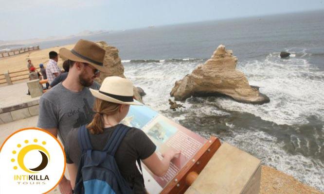 Full Day Playa La Mina Reserva de Paracas Chincha y mas