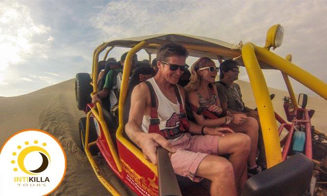 Full Day Paracas - Ica y mas