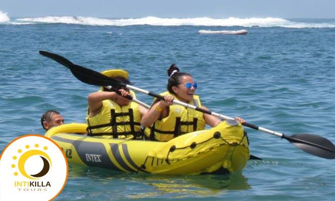 Full day playa Tuquillo con kaya y mas