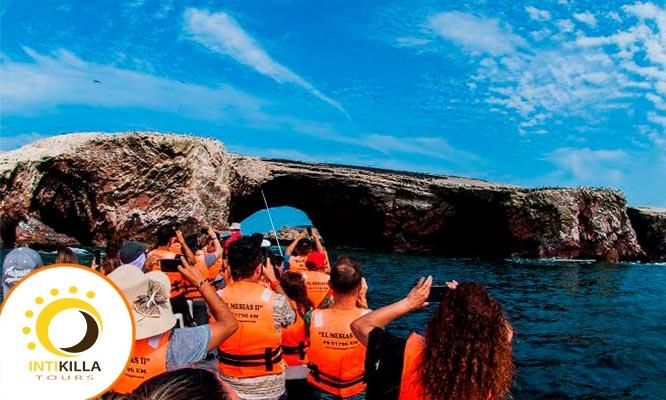 Full Day Ica Bahia de Paracas Huacachina y mas