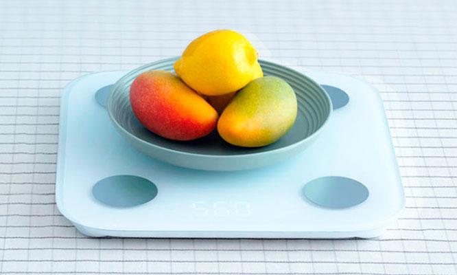 Balanza digital Inteligente Xiaomi - My body composition Scale2 ¡Delivery 24 hrs!