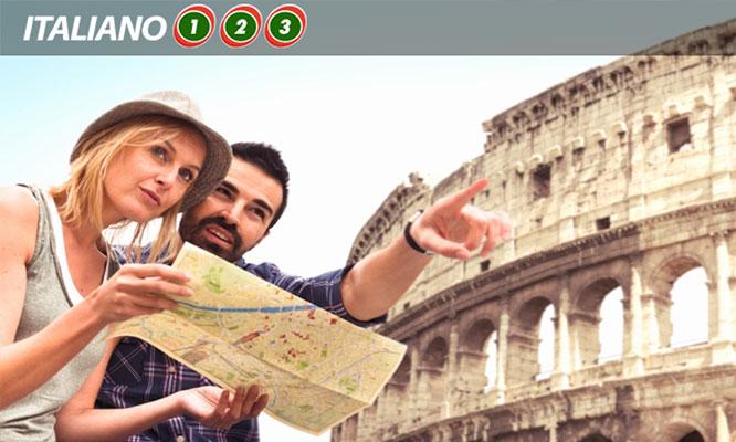 Online Italiano en 3 niveles con acceso de 6 o 12 meses certificados