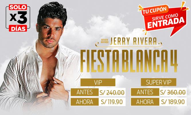Fiesta Año Nuevo en Green Arena Vip Stand Up con Jerry Rivera