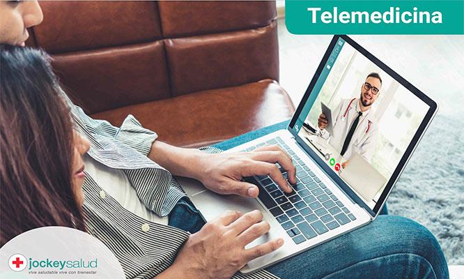 Programa de Salud Anual incluye teleconsulta laboratorio y mas con Jockey Salud