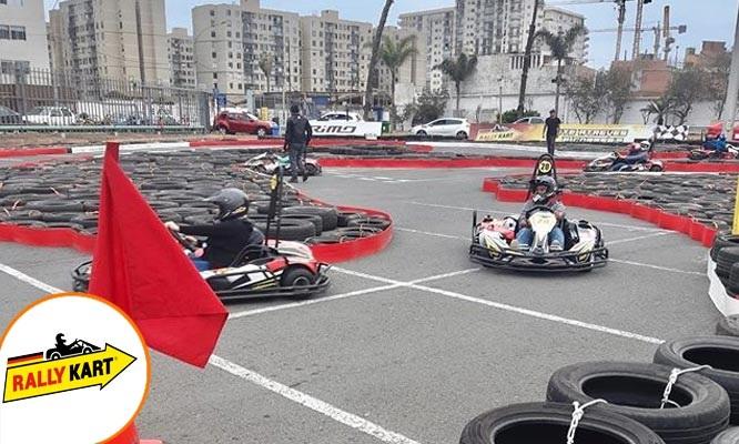 ¡Velocidad y adrenalina al maximo de lunes a domingo en Kart San Miguel!