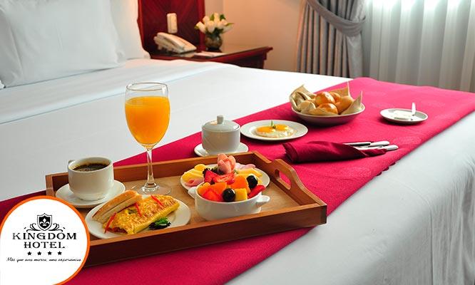 Noche romantica en Habitacion a elegir desayunos y mas