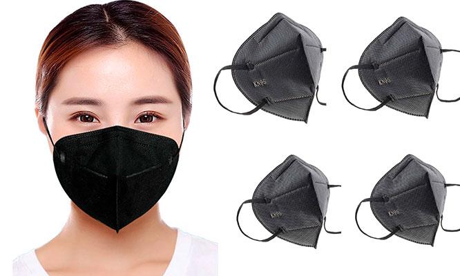 ¡Aprovecha el precio! Pack de 10 Mascarillas KN95 de 5 capas filtra el 95% con Delivery
