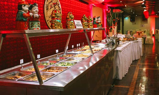 Kuo Wha - Almuerzo o cena Buffet Internacional - Cuponidadpe