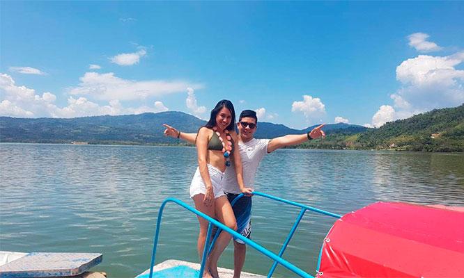 4D/3N Hotel a elegir tour Lamas tour Catarata Ahuashiyacu Laguna Azul