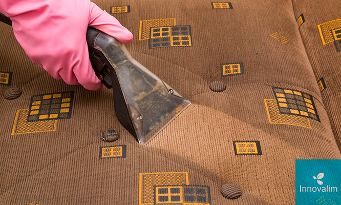 Lavado y desinfeccion al seco de muebles aromatizacion y purificacion del ambiente
