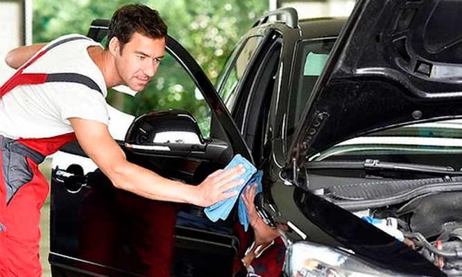 Lavado de salon profesional para auto o camioneta y mas