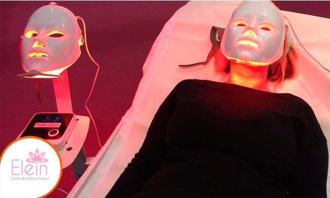 Limpieza y rejuvenecimiento facial profunda Genie Skin LED y mas