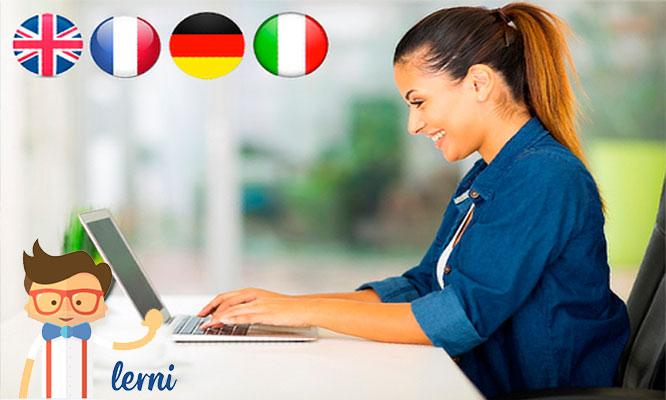 Online 3612 meses de acceso ingles aleman frances italiano y Business English