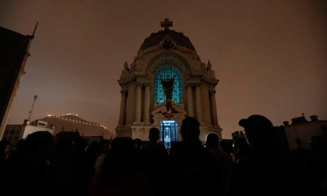 Tour Nocturno tematico al Cementerio Presbitero Matias Maestro - Fechas Agosto