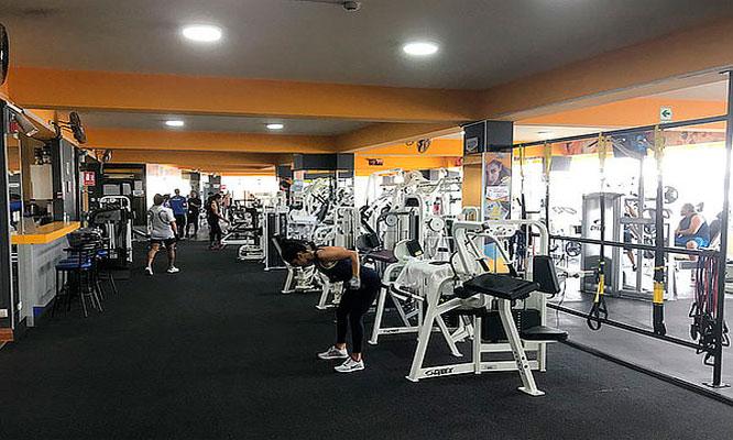 Gimnasio Lima Fitness por 1 3 o 6 Meses de Membresia