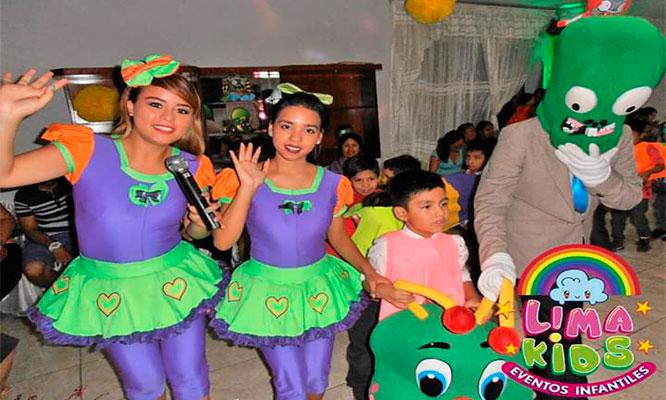 Show infantil que incluye animadora juegos y mucho mas con Lima Kids