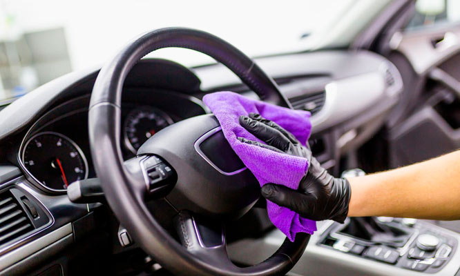 Lavado D'Lujo para auto o camioneta Autorizados por MINSA