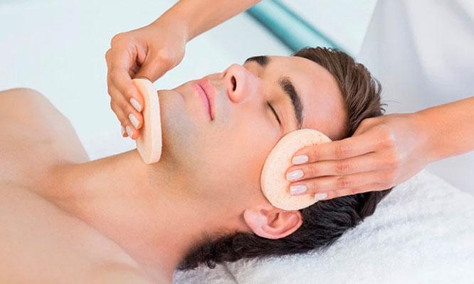 Limpieza facial profunda hidratacion velo de colageno y mas