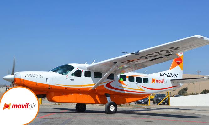Sobrevuelo a las Lineas de Nasca desde Nasca o Ica segun elijas con Movil air