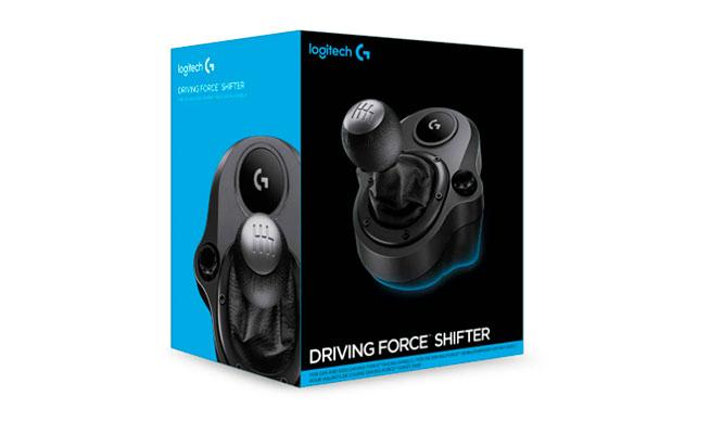 Palanca de cambios Logitech para volante de carreras G29 Y G920 Driving Force