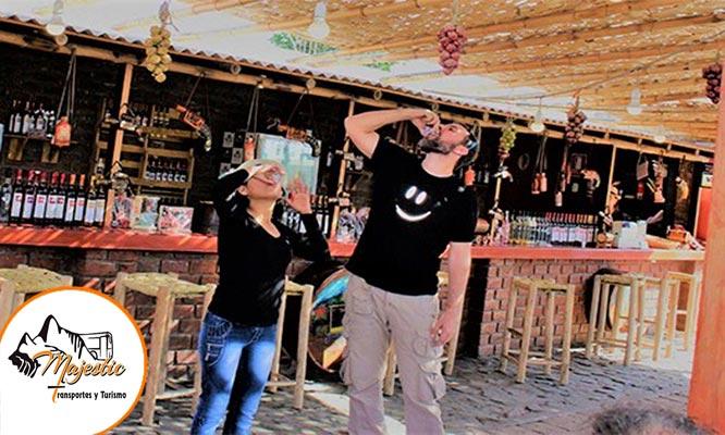 Paracas Ica Huacachina Show Negro en Chincha y mas