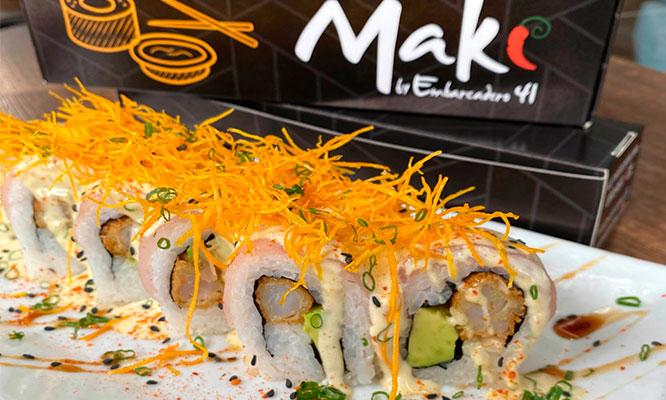 ¡Maki pack! 3 tablas de makis (30 und) para recojo en local de San Borja - CCLa Rambla