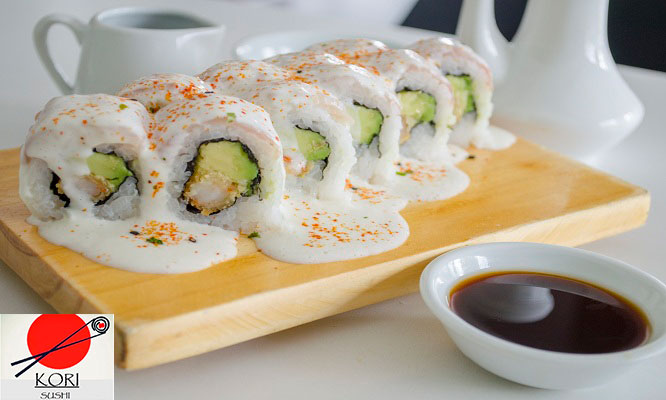 Delivery 30 cortes de Makis a eleccion
