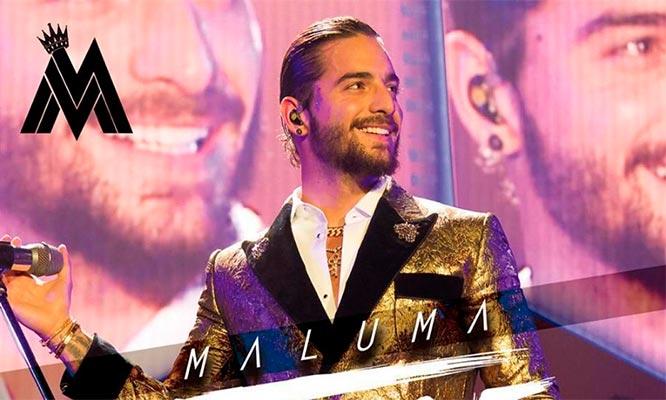 Concierto Maluma Fame 2019 - entrada VIP o Platinum