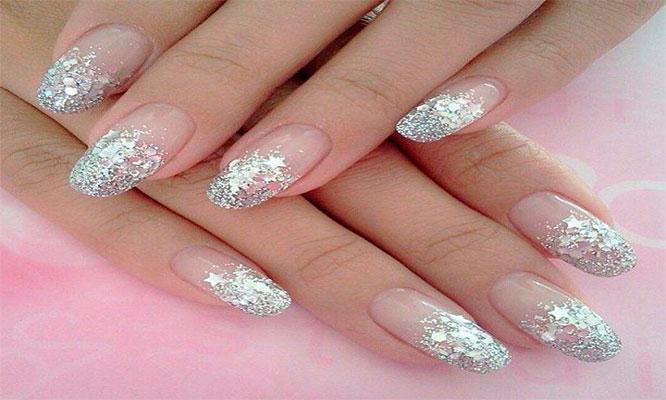 Uñas acrilicas o acrigel pintado de uñas 1 art en una uña o pedreria - Miraflores