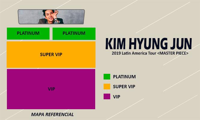 Entrada al concierto de KIM HYUNG JUN ¡Por primera vez en Lima!