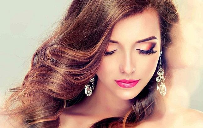 70cd715a1 Miraflores Look completo de fiesta Maquillaje profesional peinado
